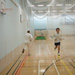 Indoor Nets Swampy to Rodders 2008